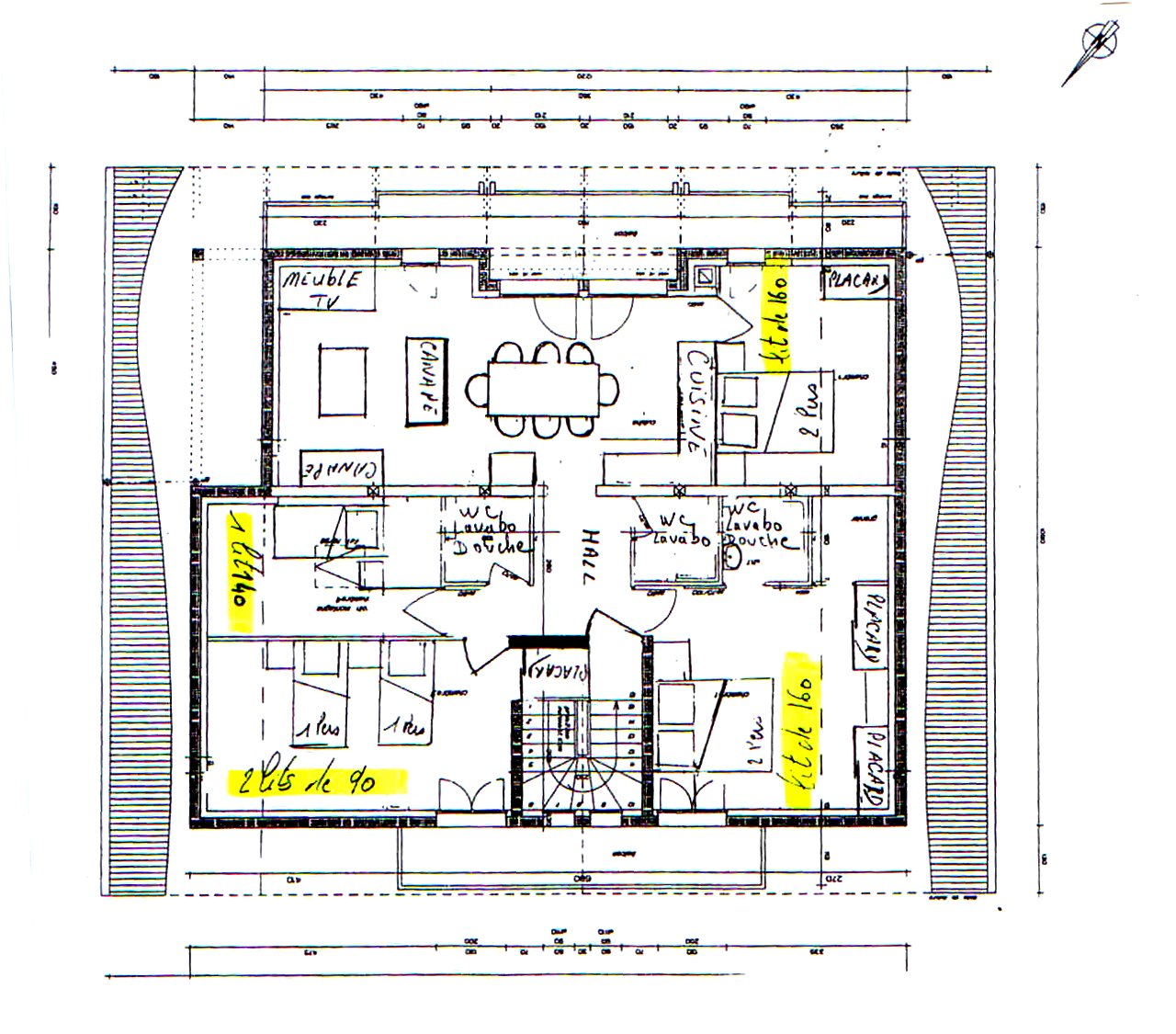 plan appartement franco suisse